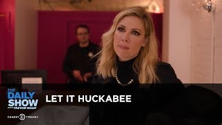 Let It Huckabee | The Daily Show