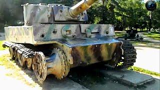 ИС 3 ТИГР и другие танки