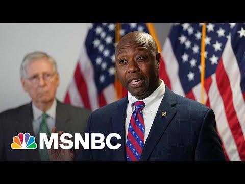 Sen. Tim Scott Says Police Reform Possible Soon | MTP Daily | MSNBC