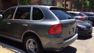 my vlog 93. 2005 Porsche Cayenne Review