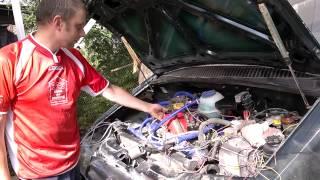 МИРа: работа ДВС ВАЗ-2130 с коммутатором и катушкой от Audi-WV