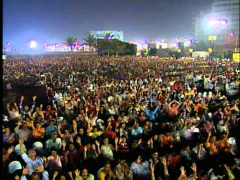 Holy Spirit Thou art welcome - by 2 Millions at once... Such an Annointing !