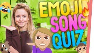 EMOJI SONGQUIZ | Könnt ihr EMOJIS lesen und alle SONGS erraten?