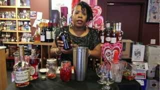 PINK HENNESSY recipe by: The Happy Hour with Heather B.