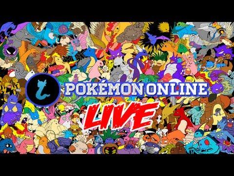 Pokemon Online: Battle Factory *Live* w/ PokeaimMD, PokemonKing4Life2, Akamaru
