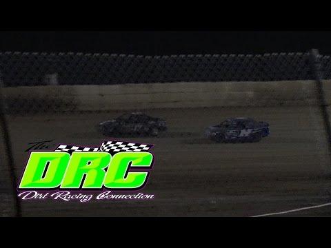 Moler Raceway Park   4.15.16   The DRC Crazy Compacts   Feature