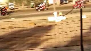 6 16 18 Sprintcars @ Keller Auto Speedway Hanford  part 1