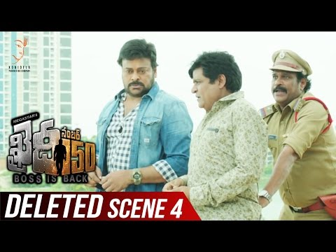 Khaidi No 150 Deleted Scene 4 ||...