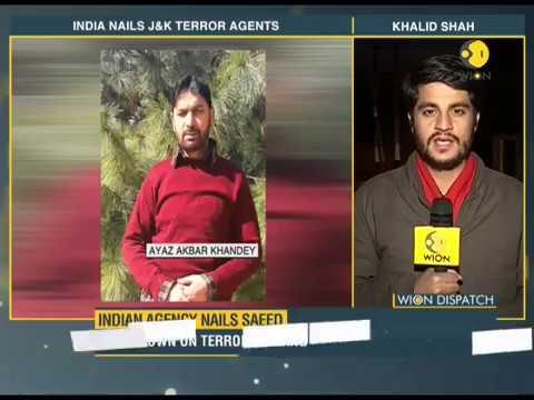 Indian agency nails Saeed