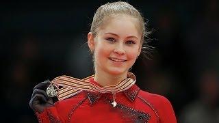 Юлия Липницкая Олимпиада в Сочи 2014 1 место в командном выступлении!
