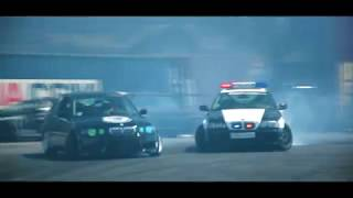 ERYK GOCZAŁ BMW Premier Drift Energylandia Extreme Show