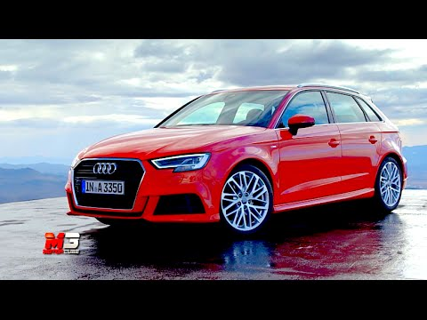 new audi a3 sportback s line 2016 first test drive only sound youtube. Black Bedroom Furniture Sets. Home Design Ideas