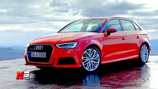 New audi A3 sportback s-line 2016 - first test drive only sound