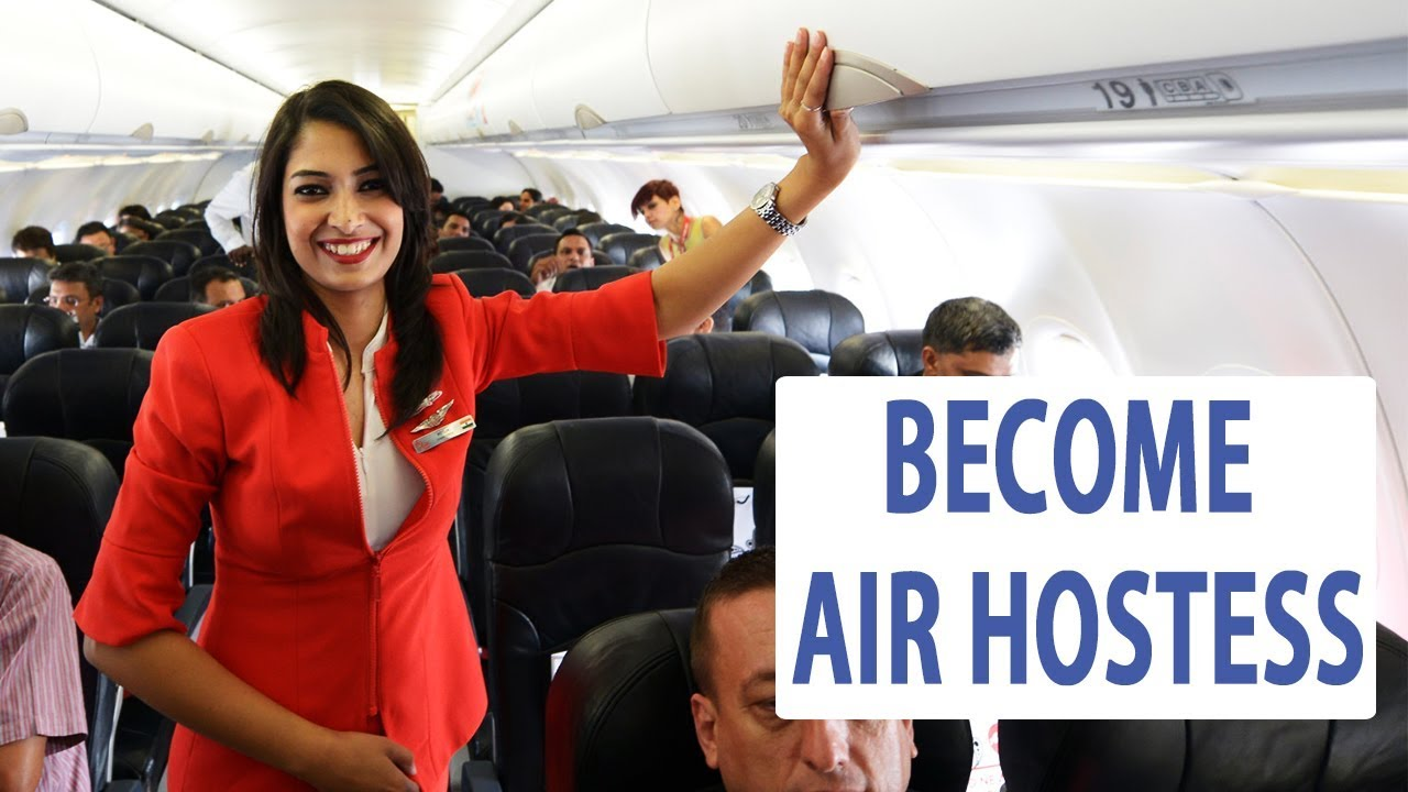 Become An Air Hostess After 12Th In India   30  By -5990