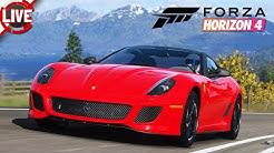 FORZA HORIZON 4 - Season 21: Frühling Festival-Spielliste + #ForzaThon - Forza Horizon 4 Livestream
