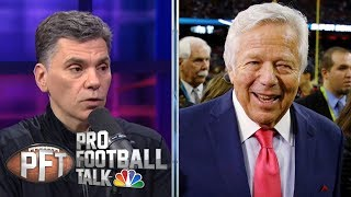 Will Robert Kraft be held to higher standard by NFL? | Pro Football Talk | NBC Sports
