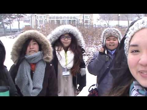 """""""We're walking to Ottawa."""" - Street Patrol Jan. 2014"""