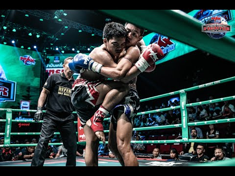 MUAY THAI FIGHTER UNCUT [ THAI VER ] - วันที่ 01 Jul 2019
