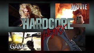 Хардкор - фильм кадрами из игр