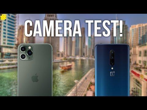 Apple iPhone 11 Pro Max vs OnePlus 7 Pro: Ultimate Camera Comparison!