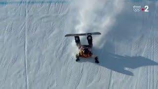 JO 2018 - Le beau ventré-glissé de Tyler Nicholson