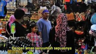 Satu Kesan Abadi - Iklim ( with lyrics )