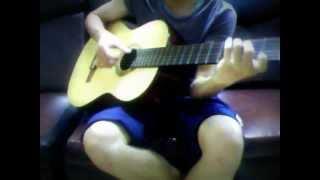 Hãy hát lên - guitar