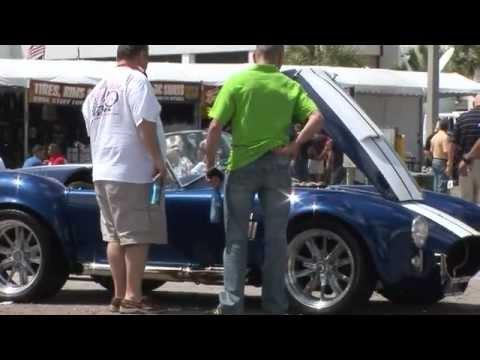 ICTV1 BARRETT JACKSON AUCTION AND CAR SHOW WEST PALM BEACH FLORIDA CAR SHOWS
