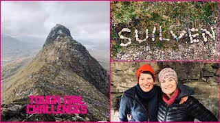 Hiking in Scotland! Lochinver - Suileag Bothy - Suilven