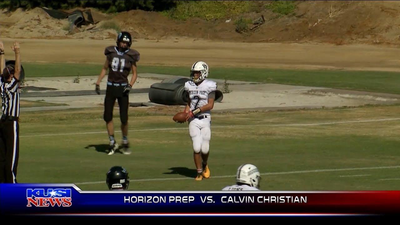 10 28 17 Calvin Christian v Horizon Prep
