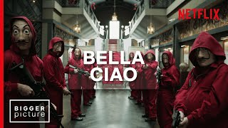The Story of Bella Ciao + The Obsession With Money Heist's Theme Tune