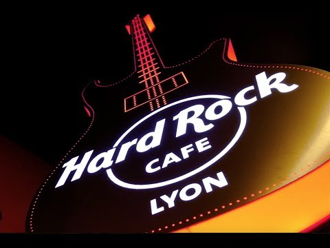 Hard Rock Cafe Lyon - Promo video [HD]