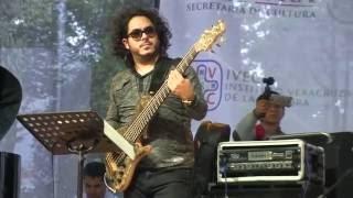 Volcan Trio. Clausura Xalapa Jazz Festival 2016