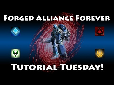 Faction Tutorials! - Cybran -Supreme Commander Forged Alliance