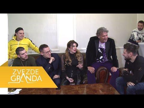Viki Miljkovic - Mentori - ZG Specijal 18 - 2018/2019 - (TV Prva 20.01.2019.)