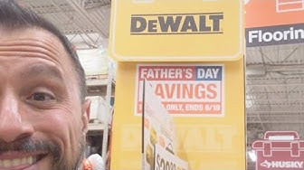 Best Tool Deals Fathers Day The Home Depot (2019)