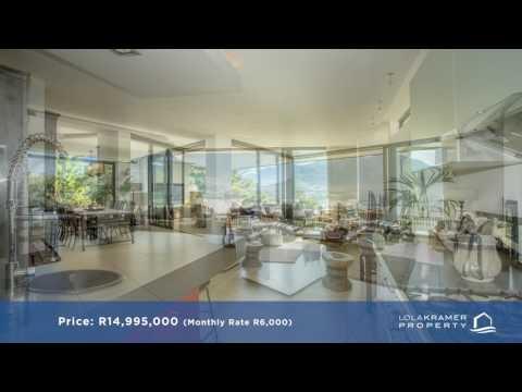 Modern Triple Story Beach Villa on Chapmans Peak - Cape Town
