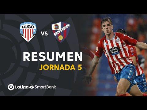 Lugo Huesca Goals And Highlights