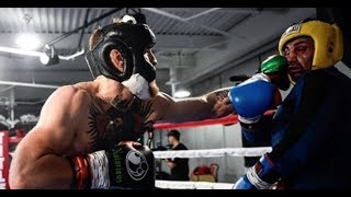 I'LL FIGHT YOU CONOR McGREGOR! -PAULIE MALIGNAGGI HITS OUT AT DANA WHITE, McGREGOR & LEAKED SPARRING you 検索動画 19
