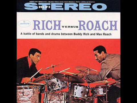 Rich Versus Roach - Figure Eights