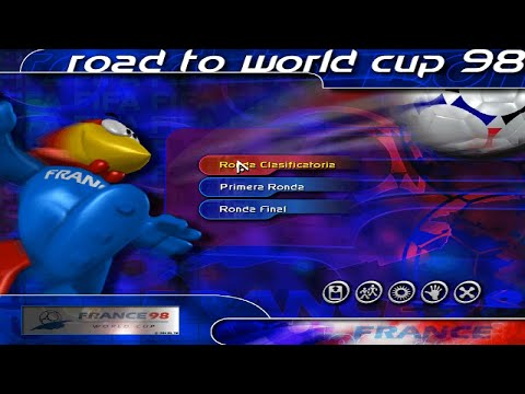 FIFA 98: Road To World Cup Gameplay [1997][PC][1080p-60fps]