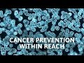 Cancer Prevention Within Reach
