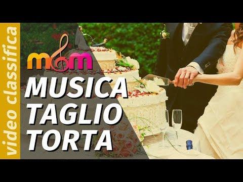Taglio della TORTA NUZIALE: le canzoni più richieste al matrimonio