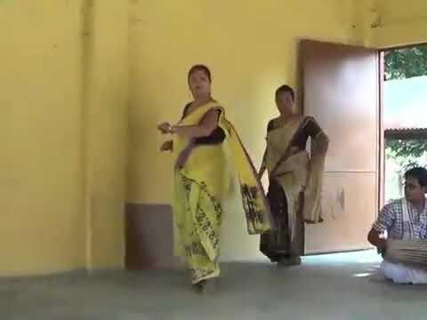 ASSAMESE WOMAN VOUNA PRACTICE || হৰিচন্দ্ৰ উপাখ্যান ভাওনা || Assamese woman vouna Mp3