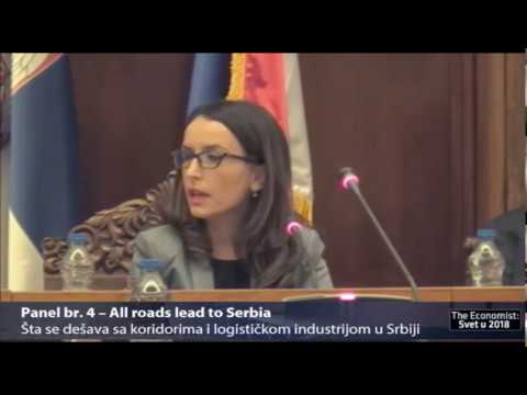 Svet u 2018 - Panel 4 - All roads lead to Serbia