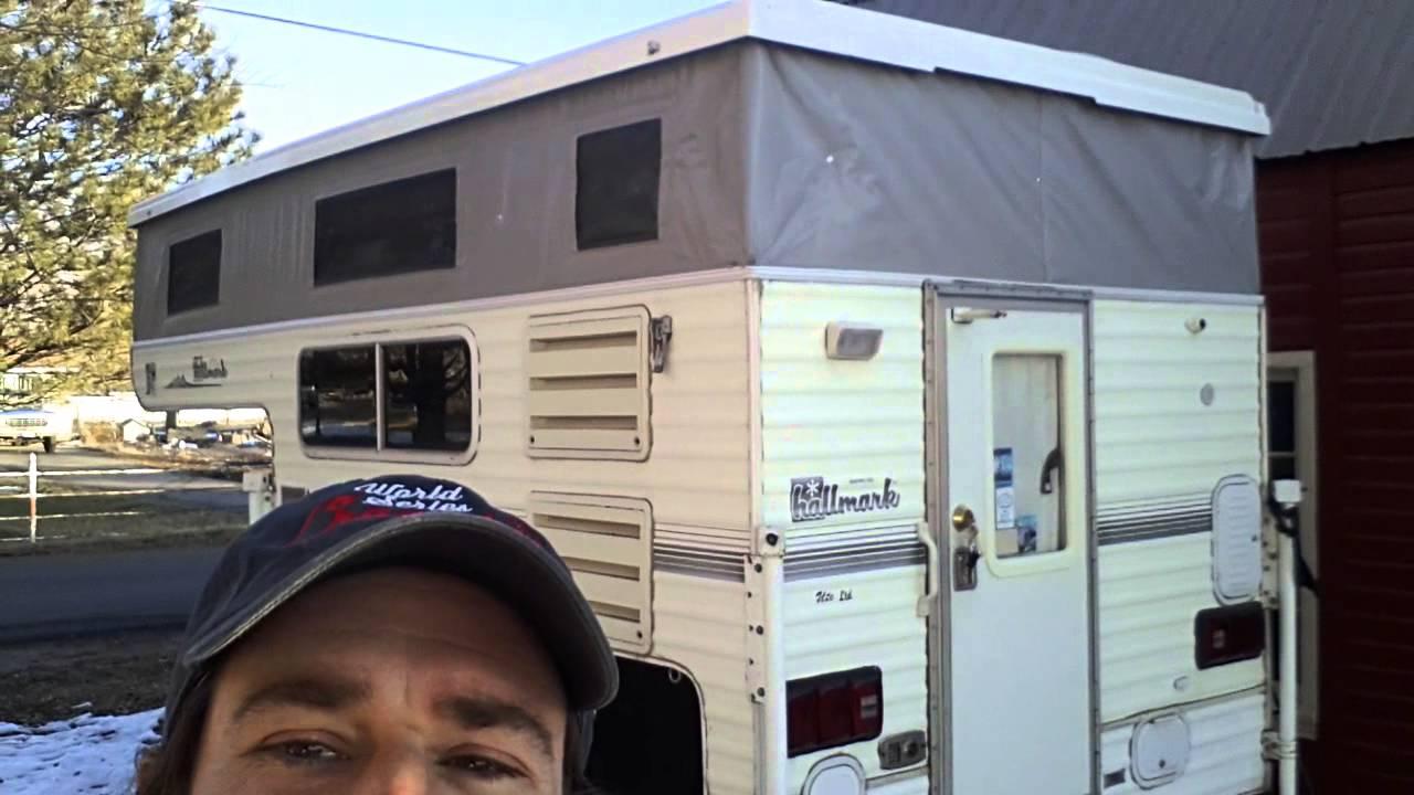 Hallmark Truck Camper Wiring Diagram. . Wiring Diagram on