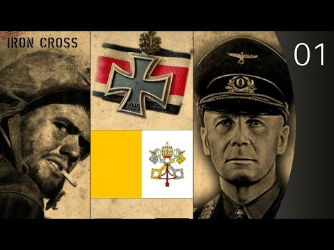 Iron Cross - Is Vatican State playable? (01)