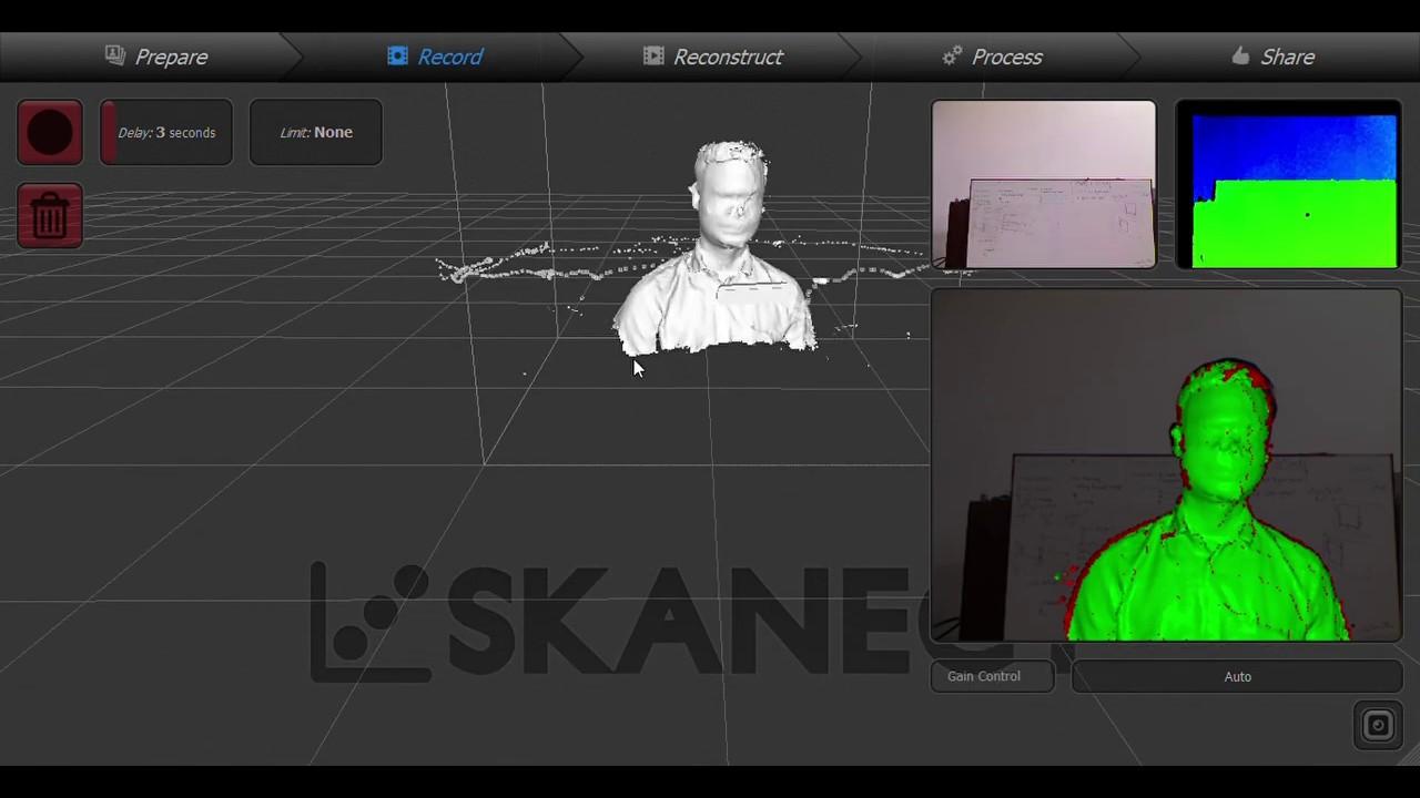 6  3D Scanning and printing - Maharshi Solanki