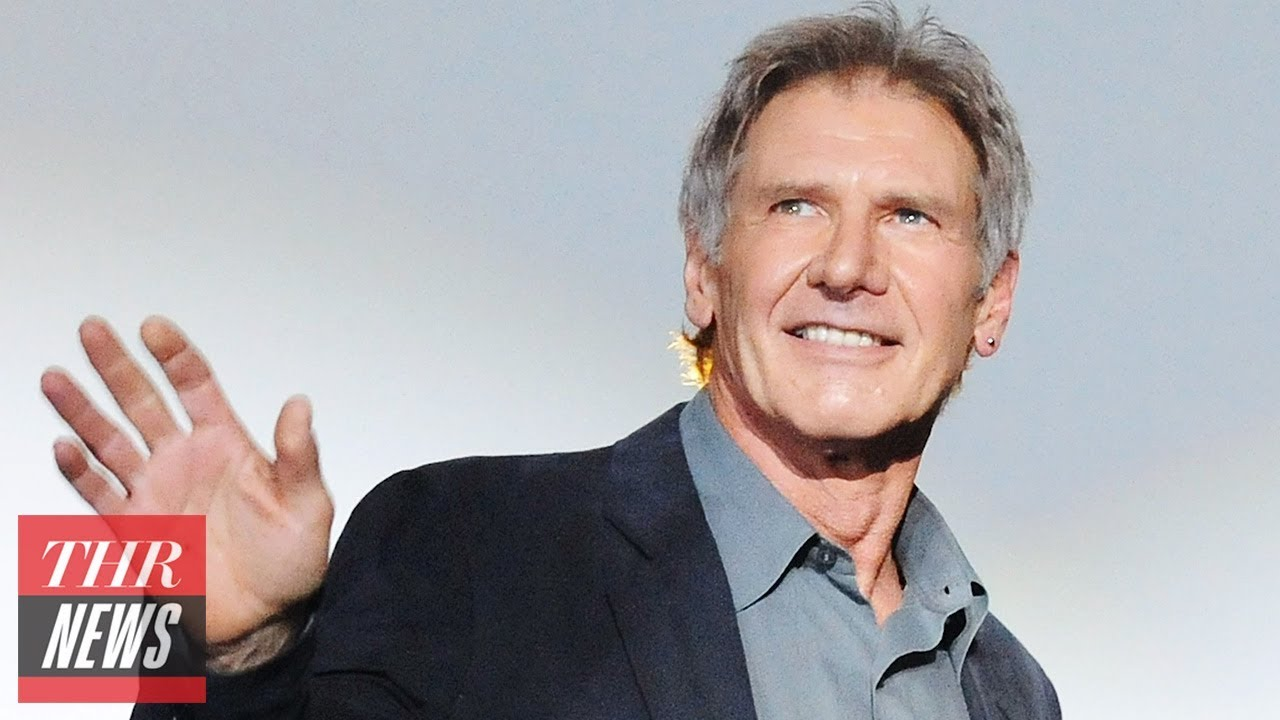 "Harrison Ford Calls Trump a ""Son of a Bitch"" on 'Jimmy Kimmel Live!'"