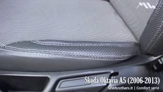Coprisedili per Skoda Oktavia A5 (2006-2013)
